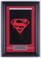 "1992 ""Superman"" Issue #75 DC 11x17 Custom Framed Comic Book Display at PristineAuction.com"