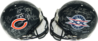 """1985 Bears Super Bowl XX Full-Size Authentic On-Field Helmet Team-Signed by (31) with Mike Ditka, Dan Hampton, Mike Singletary, Richard Dent Inscribed """"MVP XX"""" & """"S.B. XX"""" (Schwartz COA) at PristineAuction.com"""