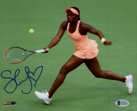 Sloane Stephens Signed 8x10 Photo (Beckett COA) at PristineAuction.com