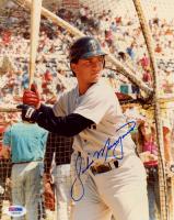 John Marzano Signed Red Sox 8x10 Photo (PSA COA) at PristineAuction.com