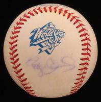 Roger Clemens Signed Official 1999 World Series Baseball (JSA Hologram) at PristineAuction.com
