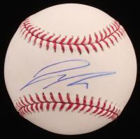 Jeren Kendall Signed OML Baseball (Beckett COA) at PristineAuction.com