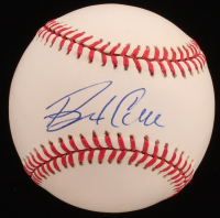 Bob Cerv Signed OAL Baseball (Beckett COA & TriStar Hologram) at PristineAuction.com