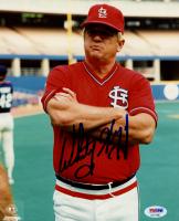 Whitey Herzog Signed Cardinals 8x10 Photo (PSA COA) at PristineAuction.com