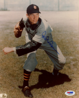 Hal Newhouser Signed Tigers 8x10 Photo (PSA COA) at PristineAuction.com