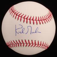 Kirk Gibson Signed OML Baseball (Beckett COA) at PristineAuction.com