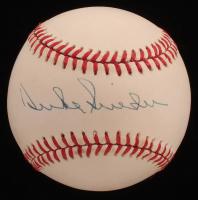 Duke Snider Signed ONL Baseball (JSA COA) at PristineAuction.com