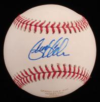 Gerrit Cole Signed LE OML Career Stat Engraved Baseball (JSA COA) at PristineAuction.com