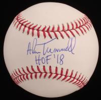 "Alan Trammell Signed OML Baseball Inscribed ""HOF '18"" (Beckett COA) at PristineAuction.com"