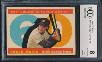Roger Maris 1960 Topps #565 AS (BCCG 8) at PristineAuction.com