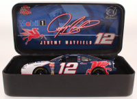 Jeremy Mayfield LE #12 Mobil 1 1999 Ford Taurus 1:24 Scale Die Cast Car at PristineAuction.com