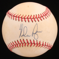 Nolan Ryan Signed OAL Baseball (JSA COA) at PristineAuction.com