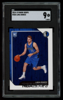 Luka Doncic 2018-19 Hoops #268 RC (SGC 9) at PristineAuction.com