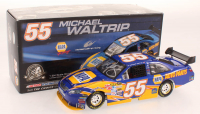 Michael Waltrip Signed LE #55 NAPA 2008 Toyota Camry 1:24 Scale Die Cast Car (RCCA COA) at PristineAuction.com