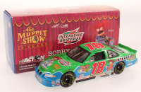 Bobby Labonte LE #18 Interstate Batteries / Muppets 25th Anniversary 2002 Pontiac Grand Prix 1:24 Scale Die Cast Car at PristineAuction.com