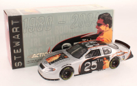 Tony Stewart LE 25 Years of Hard Nose Racing 2004 Chevrolet Monte Carlo 1:24 Scale Die Cast Car at PristineAuction.com