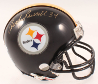 Andy Russell Signed Steelers Mini-Helmet (JSA COA) at PristineAuction.com