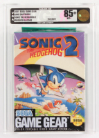 "1992 ""Sonic the Hedgehog 2"" SEGA Game Gear Video Game (VGA 85) at PristineAuction.com"