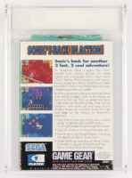 "1992 ""Sonic the Hedgehog 2"" SEGA Game Gear Video Game (VGA 85) at PristineAuction.com"