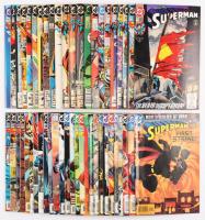 "Lot of (49) 1988-2006 ""Superman"" DC Comic Books at PristineAuction.com"