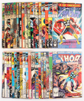 """Lot of (33) 1962-1996 """"Thor"""" Marvel Comic Books at PristineAuction.com"""
