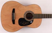 "Hank Williams Jr. Signed 38"" Acoustic Guitar (Beckett COA) at PristineAuction.com"