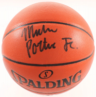 Michael Porter Jr. Signed NBA Game Ball Series Basketball (PSA COA) at PristineAuction.com