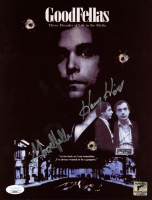 """Henry Hill Signed """"Goodfellas"""" 8.5x11 Photo Inscribed """"Goodfella"""" (JSA COA & Hill Hologram) at PristineAuction.com"""