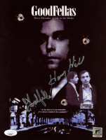 "Henry Hill Signed ""Goodfellas"" 8.5x11 Photo Inscribed ""Goodfella"" (JSA COA & Hill Hologram) at PristineAuction.com"
