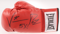 "Vinny Paz Signed Everlast Boxing Glove Inscribed ""5x!"" (JSA COA) at PristineAuction.com"