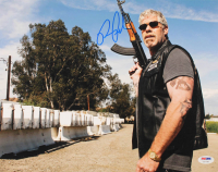 """Ron Perlman Signed """"Sons of Anarchy"""" 11x14 Photo (PSA COA) at PristineAuction.com"""
