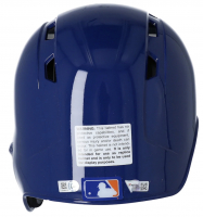 Pete Alonso Signed Mets Full-Size Batting Helmet (Fanatics Hologram) at PristineAuction.com