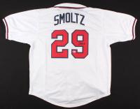 John Smoltz Signed Jersey (Beckett COA) at PristineAuction.com