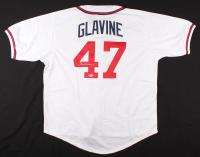 Tom Glavine Signed Jersey (Beckett COA) at PristineAuction.com