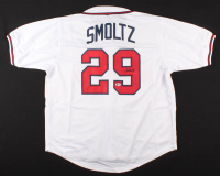 John Smoltz Signed Jersey (Beckett COA) at PristineAuction.com