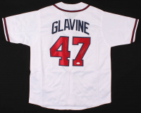 Tom Glavine Signed Jersey (JSA COA) at PristineAuction.com