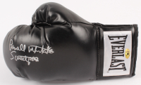 """Pernell Whitaker Signed Everlast Boxing Glove Inscribed """"Sweet Pea"""" (MAB Hologram) at PristineAuction.com"""