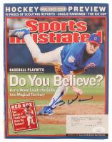 Kerry Wood Signed 2003 Sports Illustrated Magazine (JSA COA) at PristineAuction.com
