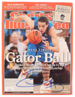 Joakim Noah Signed 2006 Sports Illustrated Magazine (JSA COA) at PristineAuction.com