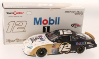 Ryan Newman Signed #12 Mobil 1 / ALLTEL 2005 Dodge Charger 1:24 Scale Die Cast Car (JSA COA) at PristineAuction.com