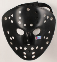 "Ari Lehman Signed ""Friday the 13th"" Jason Voorhees Mask Inscribed ""Freddy Sucks!"" & ""OG Jason"" (PA COA) at PristineAuction.com"