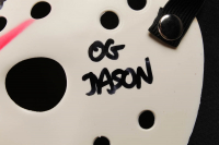 "Ari Lehman Signed ""Friday the 13th"" Jason Voorhees Mask Inscribed ""Friday the 13th"" & ""OG Jason"" (PA COA) at PristineAuction.com"