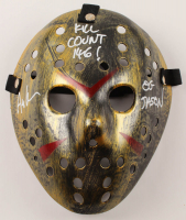 "Ari Lehman Signed ""Friday the 13th"" Jason Voorhees Mask Inscribed ""Kill Count 146!"" & ""OG Jason"" (PA COA) at PristineAuction.com"