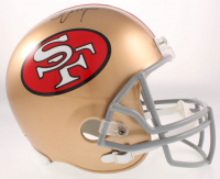 Steve Young Signed 49ers Full-Size Helmet (JSA COA) at PristineAuction.com