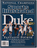 Kyle Singler & Nolan Smith Signed 2010 Sports Illustrated Magazine (Legends COA) at PristineAuction.com