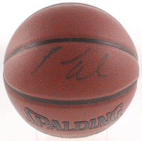 Russell Westbrook Signed NBA Basketball (Beckett COA) at PristineAuction.com