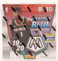 2020 Panini Mosaic Basketball Mega Box at PristineAuction.com