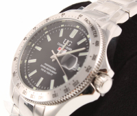 Ulysse Girard Men's Stainless Steel Sport Diver Watch at PristineAuction.com