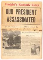 Vintage 1963 New York Journal American Full Original Newspaper at PristineAuction.com