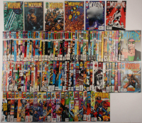 Near Complete Set of Wolverine (1988 1st Series) #1-189 Annual 95-01 Comic Books at PristineAuction.com